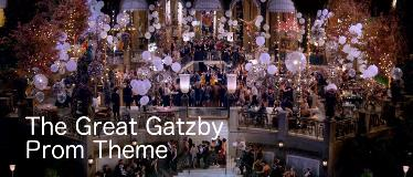 Gatsby Prom Text